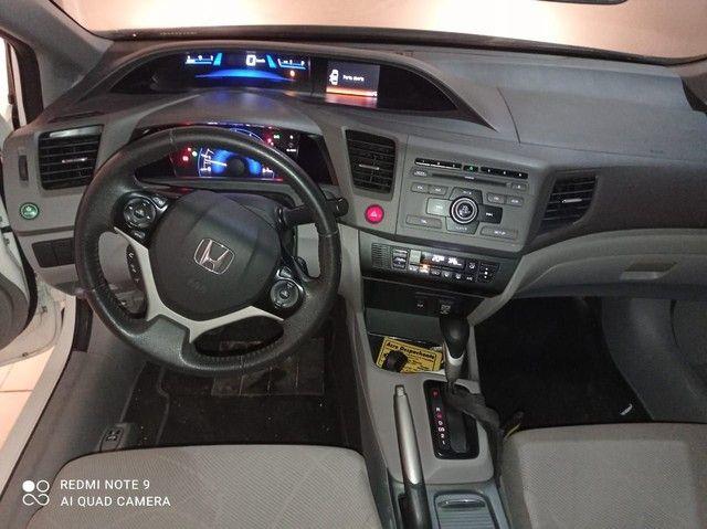 Civic lxs 2014 automático  - Foto 8