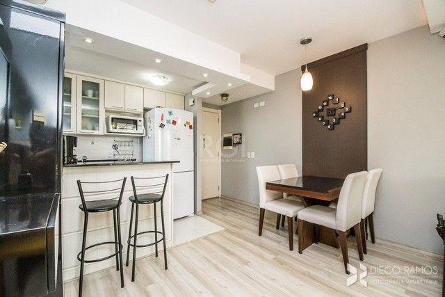 Apartamento à venda com 2 dormitórios em Cristo redentor, Porto alegre cod:YI449 - Foto 11
