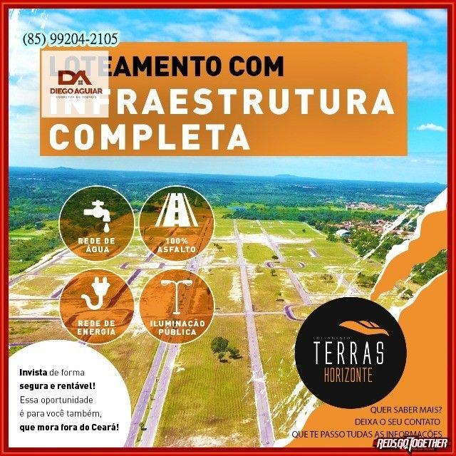 Lotes Terras Horizonte $%¨&* - Foto 7