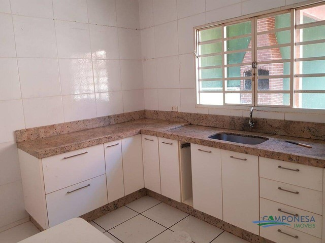 Casa com 3 dormitórios à venda, 130 m² por R$ 360.000 - Jardim Pacaembu 2 - Londrina/PR - Foto 14