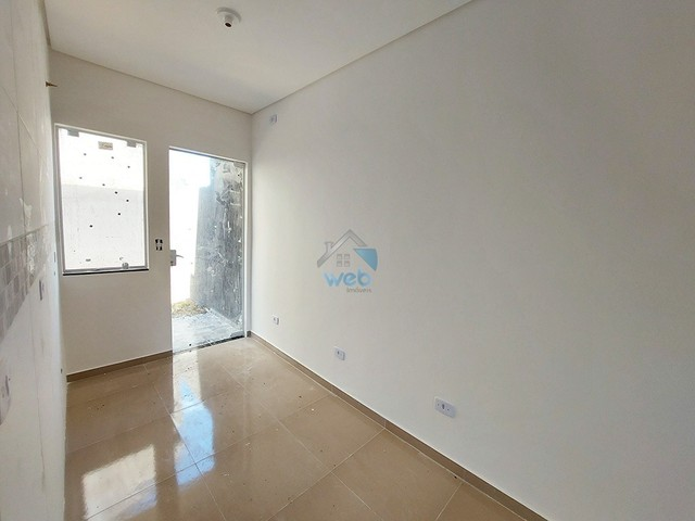 Sobrado à venda com 3 quartos (1 suíte) e 72 m², muito bem localizado próximo a rua São Jo - Foto 9