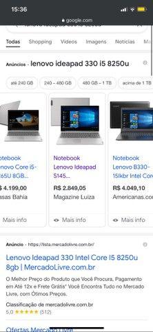 Notebook Lenovo ideapad 330 - Foto 4