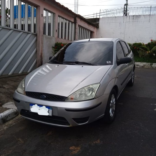 Ford Focus 1.6 Flex 2008