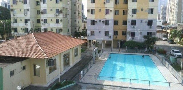 Lindo Apto com 3 quartos no Ed. Norte Brasileiro