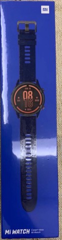 Smartwatch Relógio Inteligente Mi Watch Sport - Foto 2