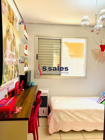 Destaque!! Belíssimo Apartamento em Águas Claras - 3 quartos - Lazer Completo - Foto 15