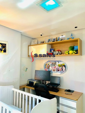 Destaque!! Belíssimo Apartamento em Águas Claras - 3 quartos - Lazer Completo - Foto 11