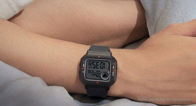 Smartwatch Amazfit Neo Relógio Inteligente Bluetooth - Versão Global - Foto 4