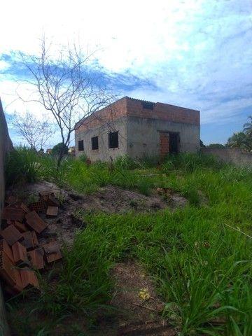 Terreno com Casa semi-pronta - Foto 2