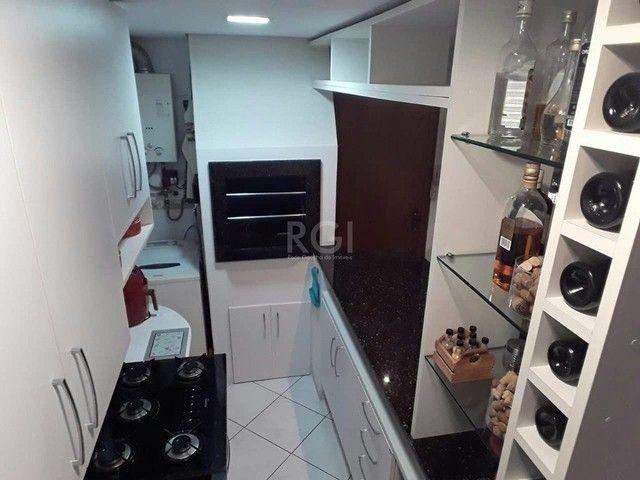 Apartamento à venda com 3 dormitórios em Rio branco, Porto alegre cod:VP87966 - Foto 9