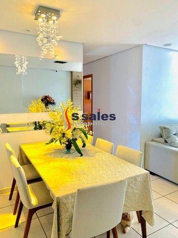 Destaque!! Belíssimo Apartamento em Águas Claras - 3 quartos - Lazer Completo - Foto 5