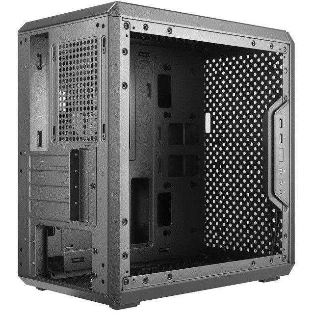 Gabinete Gamer Cooler Master MasterBox Q300L, Mini Tower - Loja Natan Abreu  - Foto 6