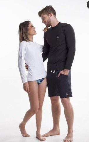 Camisa UV FPS 50+ Adulto Certificada - Foto 5
