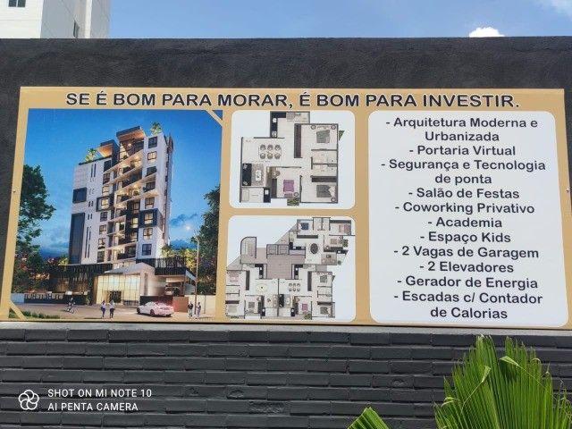COD 1-487 Apartamento Jardim Oceania 2 quartos bem localizado - Foto 6