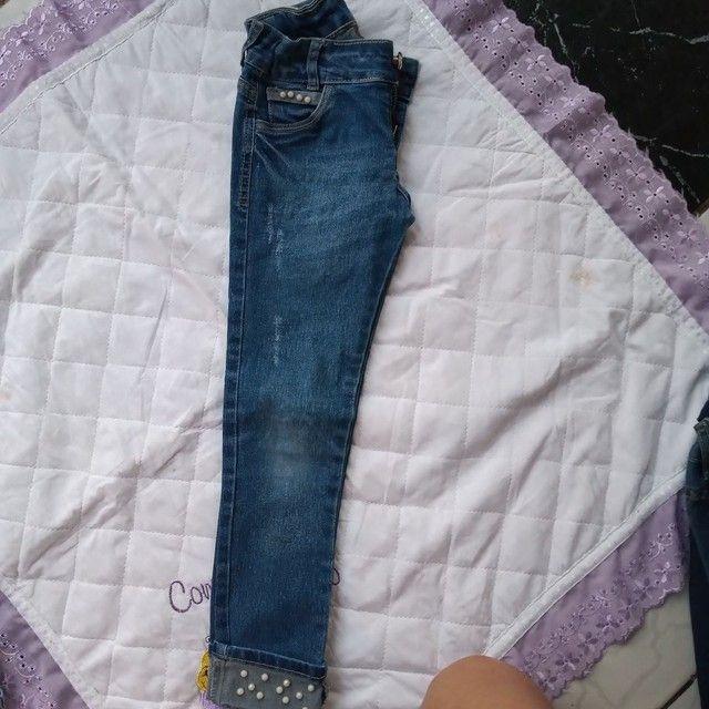 Vendo essas calças jeans - Foto 5