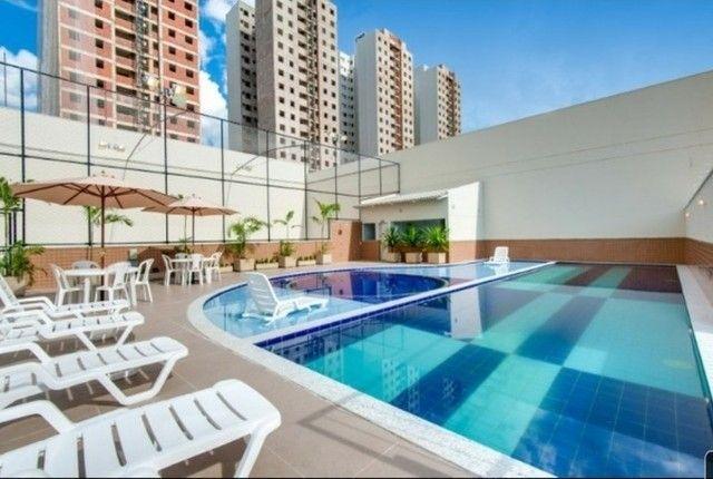 Apartamento com 2 quartos sendo uma suíte, Negrão de Lima! - Goiânia! - Foto 20