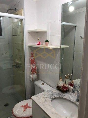 Apartamento à venda com 2 dormitórios em Mansões santo antônio, Campinas cod:AP006547 - Foto 8