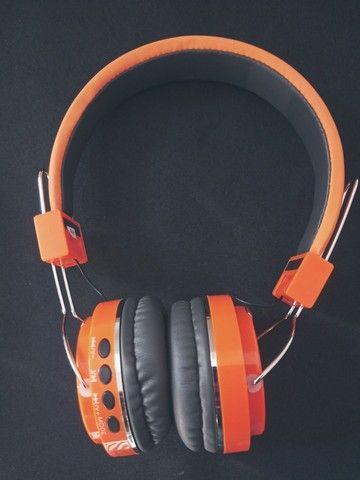Fone de ouvido Bluetooth headphone sem fio  - Foto 3