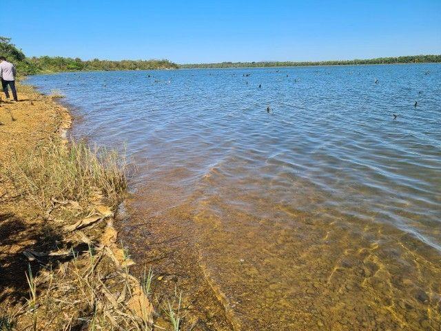 Lançamento chácaras beira lago individual parceladas no boleto  - Foto 4