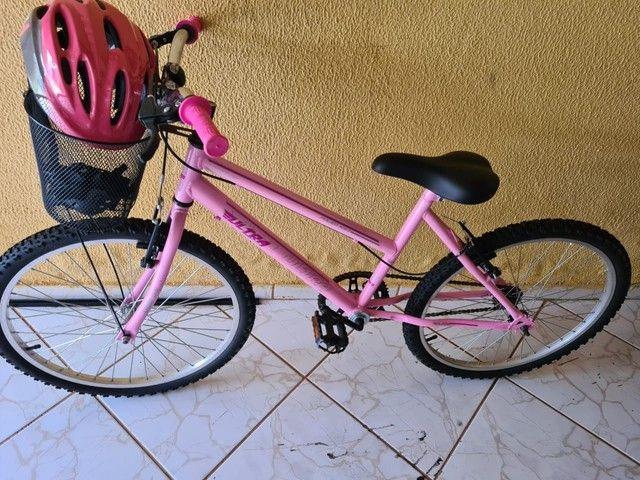 Bicicleta ultra power soft, aro 26, 21 marchas. Nova!! - Foto 3