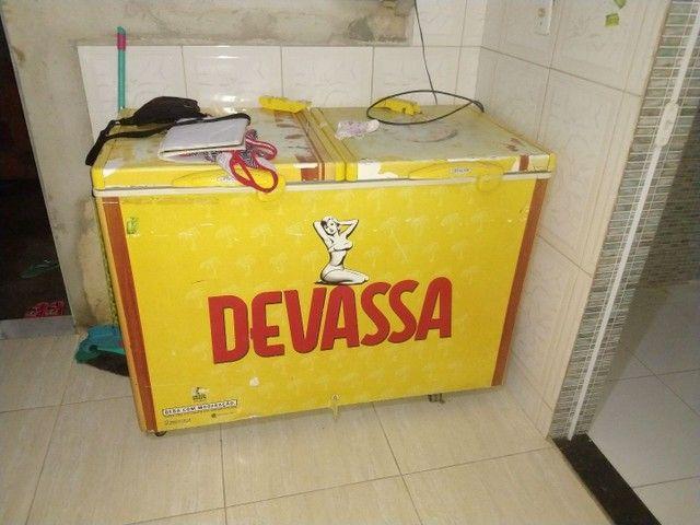 Freezer horizontal da devassa - Foto 4
