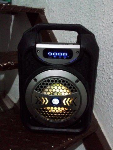 Caixa de Som Bluetooth  - Foto 2