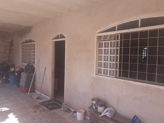 Casa em Fase de Acabamento, 2 Quartos, Dentro de Condomínio, Lote de 400m² em Vicente Pire - Foto 4