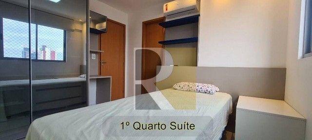 Apartamento com 3 dormitórios à venda, 100 m² - Pedro Gondim - João Pessoa/PB - Foto 2
