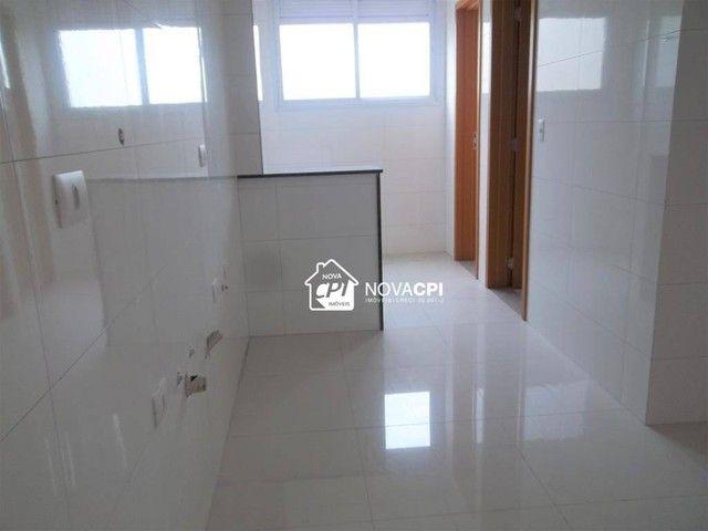Apartamento com 2 dormitórios à venda Boqueirão - Santos/SP - Foto 5