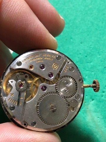 Máquina relógio Universal Geneve - Foto 2