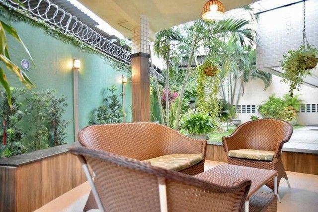Apartamento com 3 dormitórios à venda, 91 m² por R$ 449.000,00 - Cocó - Fortaleza/CE - Foto 3