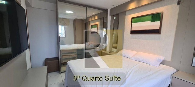 Apartamento com 3 dormitórios à venda, 100 m² - Pedro Gondim - João Pessoa/PB - Foto 10