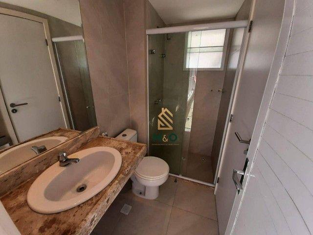 Apartamento com 3 dormitórios à venda, 73 m² por R$ 420.000,00 - Cambeba - Fortaleza/CE - Foto 8