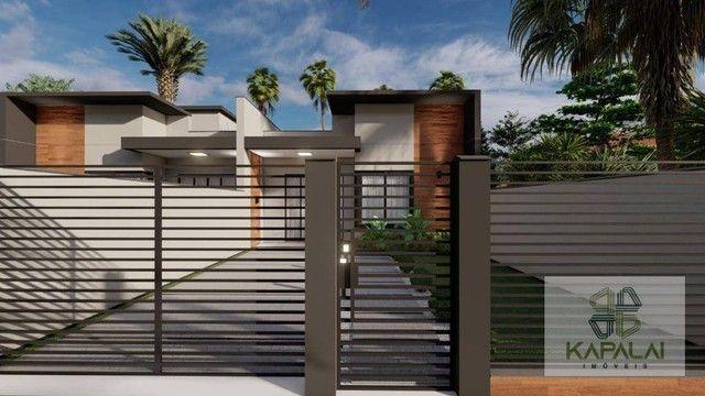 Casa com 2 dormitórios à venda, 62 m² por R$ 269.000 - Itajuba - Barra Velha/SC - Foto 4