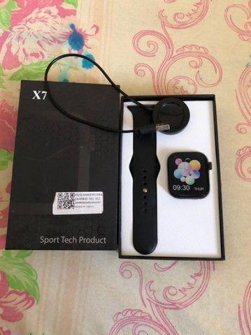 Vendo Relogio Smartwatch Sport tech product X7