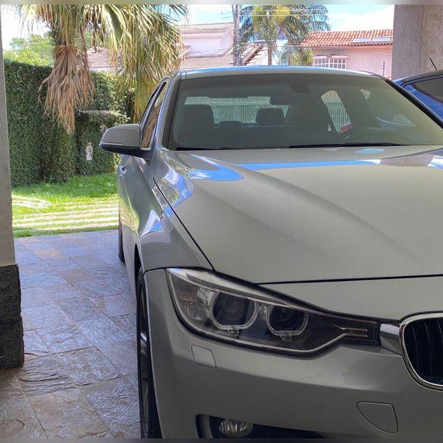 BMW 320IA 2014 Activeflex 2.0 Twin Turbo baixa km