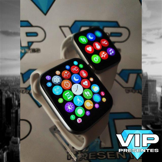Smartwatch Iwo 12 (W46) Original + Brinde! Melhor Preço Do Site! - Foto 4