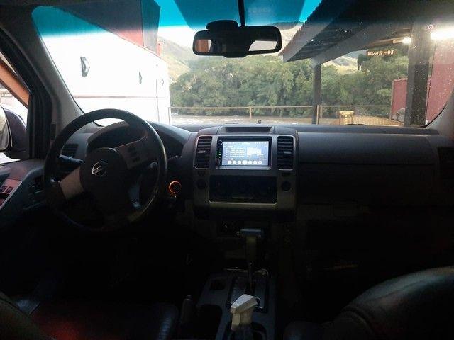 Frontier 2.5 diesel automática  - Foto 3