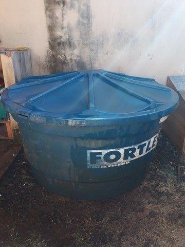 Caixa d'água  FORTLEVE 1000L  r$ 250,00