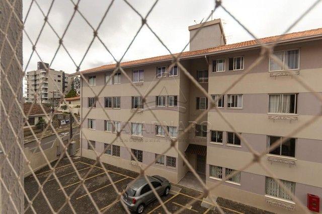 Apartamento à venda com 3 dormitórios em Orfas, Ponta grossa cod:V2428 - Foto 10