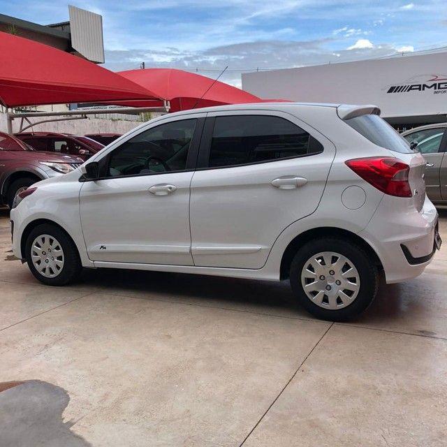 Ford KA SE 1.0 12v Flex 2019/2019 - Foto 6