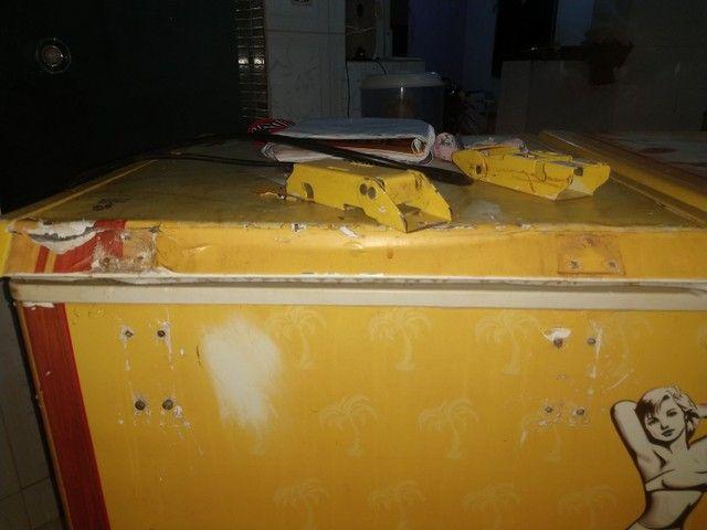 Freezer horizontal da devassa - Foto 2