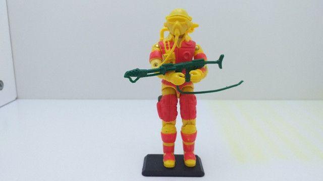 Boneco Blowtorch G.i.Joe/Comandos em Ação/Cobra - Hasbro - Foto 5