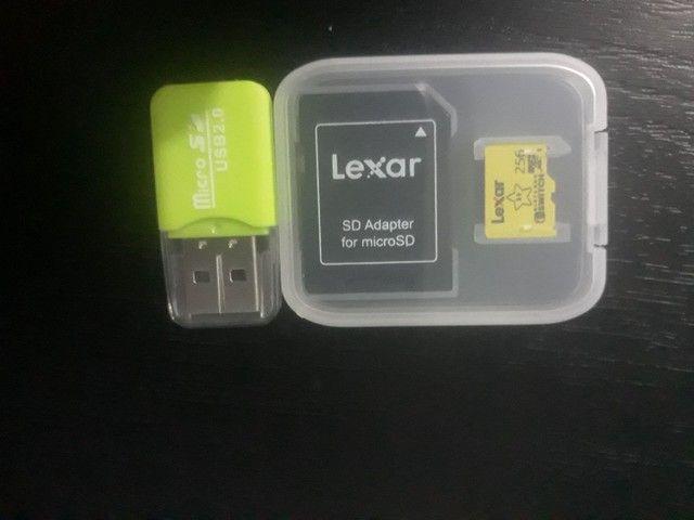 cartão SD Nintendo switch 256 GB - Foto 2