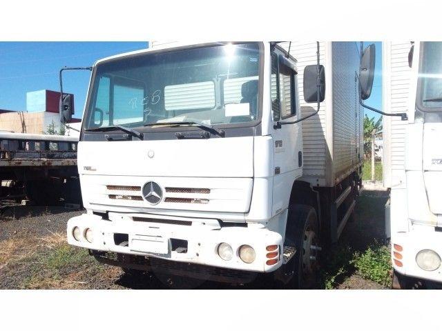 MB1718 caminhão no chassi 2011 - Foto 2