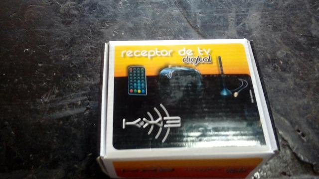 Receptor de tv digital altomotivo
