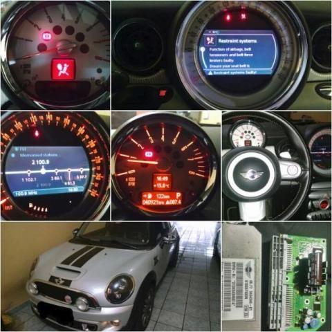 Conserto Módulo Frm Mini Cooper- BMW ( Feito na Hora) - Foto 4