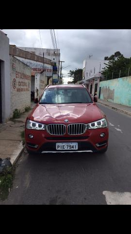 VENDO BMW X3 X-line TOP com teto