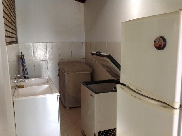 Chale alto padrão 5 dormitórios,pego camionete ou suv ou apartamento em água claras df - Foto 19