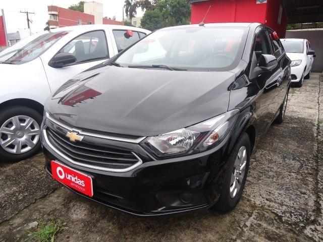 Gm - Chevrolet Onix 1.0 Ipva 2019 Totalmente Pago + Transferencia - Foto 4
